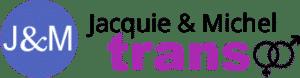 Jacquie & Michel trans logo