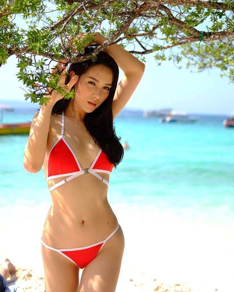Star Thaïlandaise Transgenre Jiratchaya Mo Sirimongkolnawin