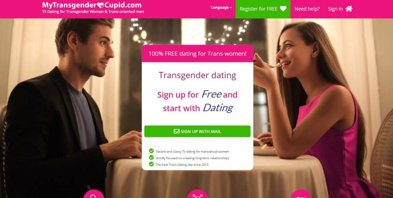 My Transgender Cupid inscription