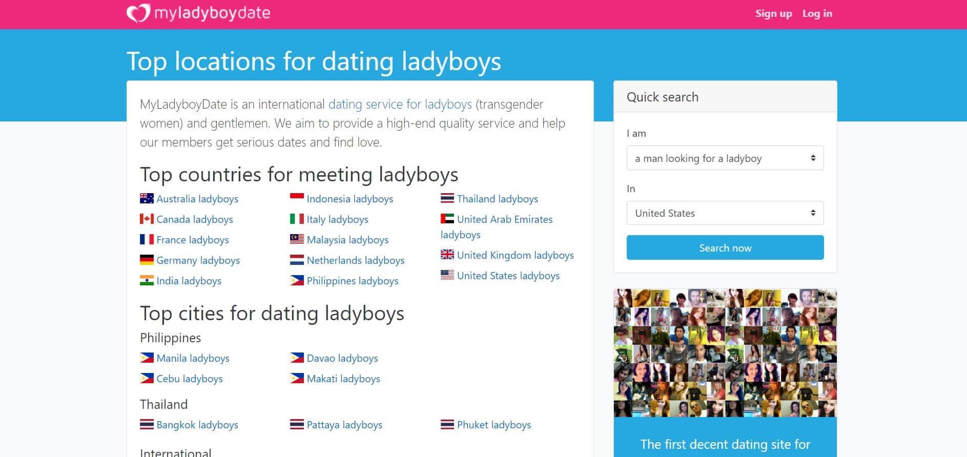 My Ladyboy Date Endroit